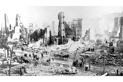 1904 Fire in Baltimore