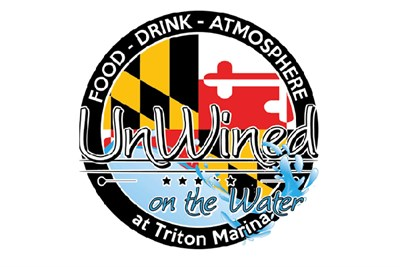 Unwined on the Water logo