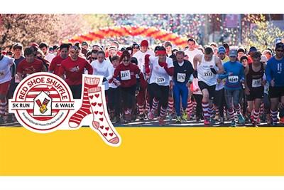 Red Shoe Shuffle 5K Run/Walk