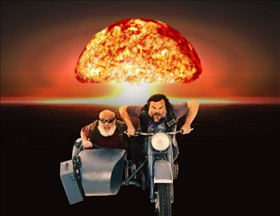 Tenacious D with an Orchestra! featuring Soulful Symphony