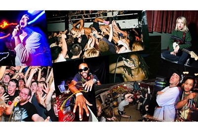 SEEN: 20 Years of Baltimore Music Photography