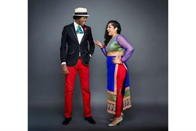 Christylez Bacon & Nistha Raj