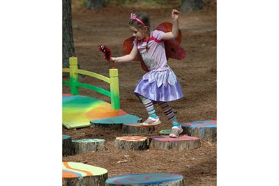 The Fairy Festival is full of imaginative play and activities