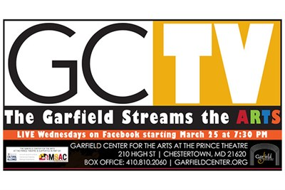 GCTV - The Garfield Streams the Arts