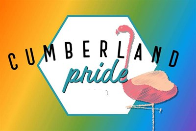 Cumberland Pride Festival logo