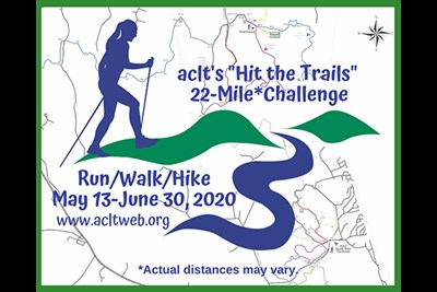 Hit the Trails 22-Mile Challenge