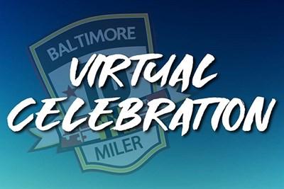 2020 Baltimore Ten Miler Virtual poster