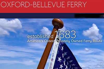 Oxford Bellevue Ferry Home Page