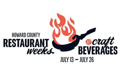 Restaurant & Craft Beverages Week logo
