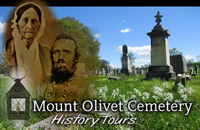 Historic Mount Olivet Cemetery. One of Maryland's Oldest and Largest.
