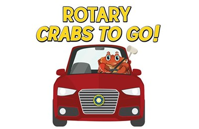 Rotary Crabs to Go poster