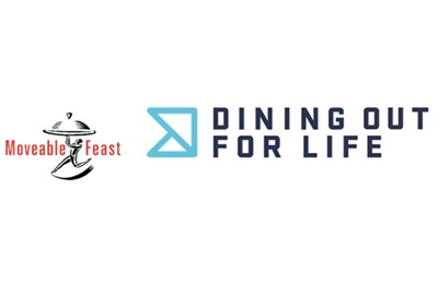 Moveable Feast's Dining Out For Life logo