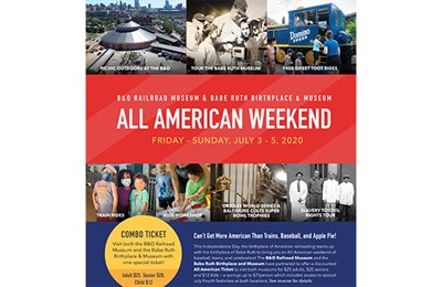 All American Weekend poster