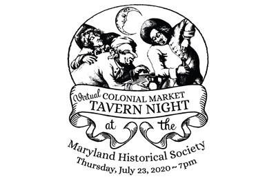 Colonial Market Virtual Tavern Trivia poster