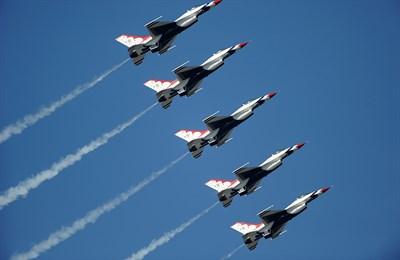 U.S Air Force Thunderbirds
