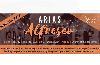 Arias Alfresco Banner