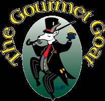 GG's Restaurant & Martini Bar as presented by The Gourmet Goat logo