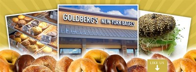 Photo Credit: Goldberg's New York Bagels