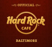Hard Rock Cafe-Baltimore Inner Harbor logo
