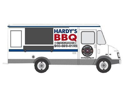 Photo Credit: Hardy's BBQ Food Truck & Catering