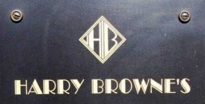 Harry Browne's logo