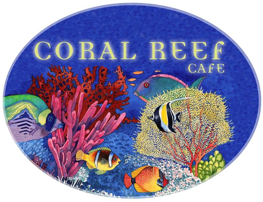 Hemingways at The Coral Reef logo