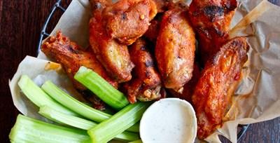 Hempen Hill BBQ Bar & Catering slider & wings