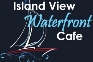 Island View Waterfront Café logo