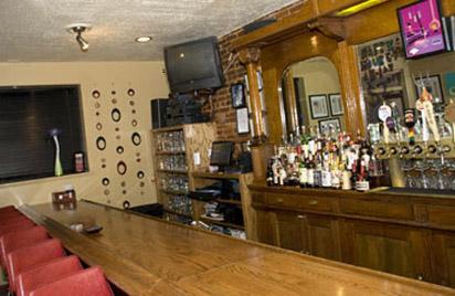 Jack's Bistro interior
