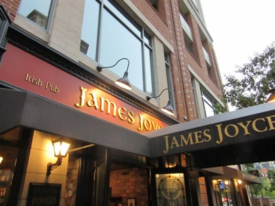 Photo Credit: James Joyce Irish Pub & Restaurant