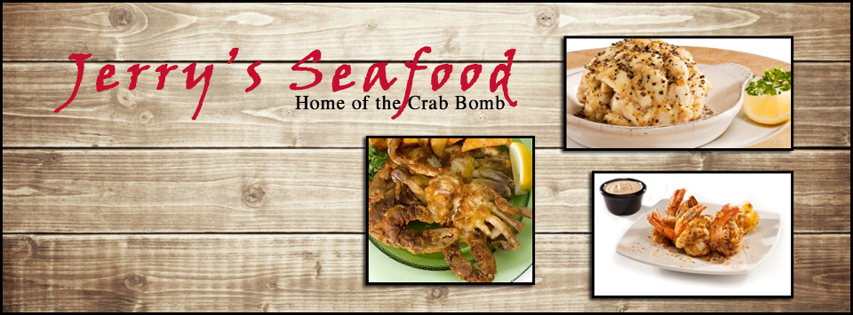 Photo Credit: Jerry's Seafood-Bowie