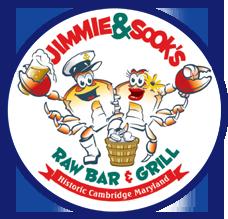 Jimmie & Sook's logo