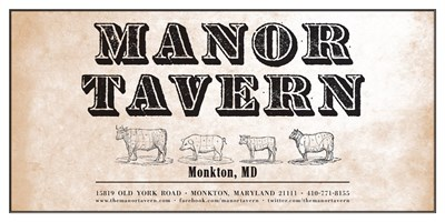 Manor Tavern logo
