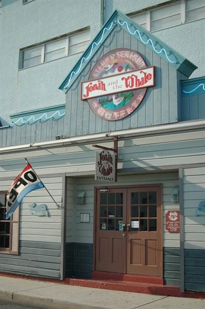 Jonah & the Whale Restaurant
