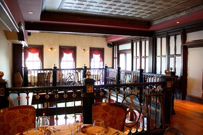 Fells Point Tavern interior dining area