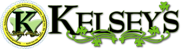 Kelsey's Restaurant, Irish Pub and Private Room logo