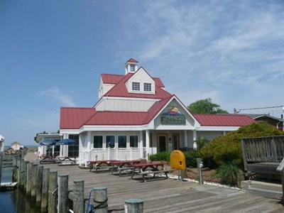 Kentmorr Restaurant and Crabhouse exterior view