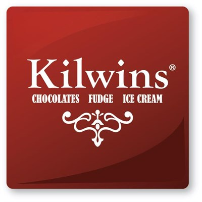 Kilwin's Chocolates & Ice Cream logo