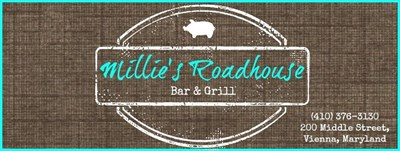 Millie's Roadhouse logo
