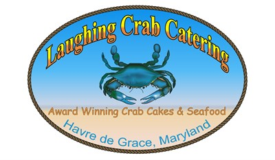 Laughing Crab Catering logo