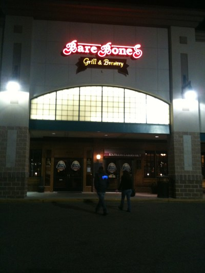 Bare Bones Grill and Brewery