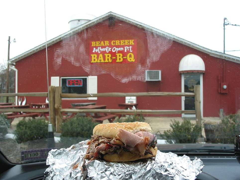 Bear Creek Open Pit BBQ