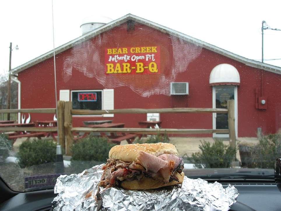 Bear Creek Open Pit BBQ