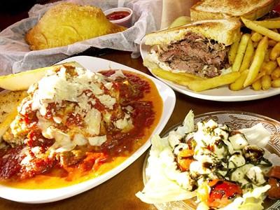 Bobby Rucci's Famous Italian Deli & Doughboys