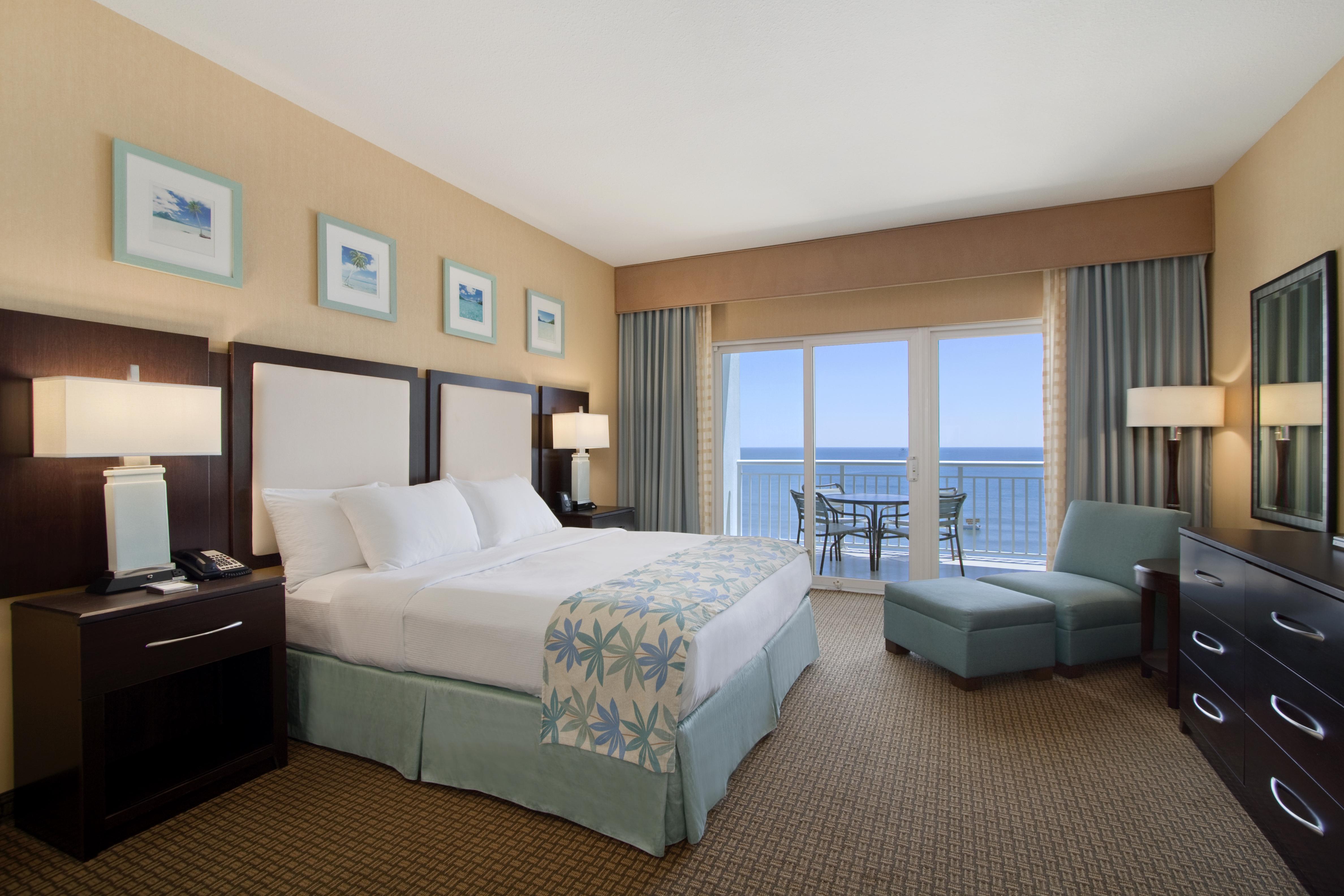 Hilton Ocean City Oceanfront guest room