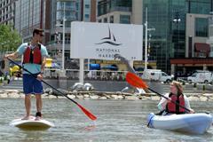 Boating in DC