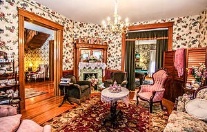 Hollerstown Hill B&B interior