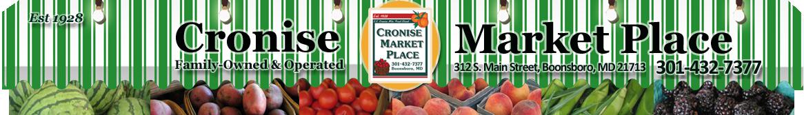 Cronise Market Place logo