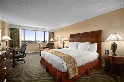 Hilton-Washington D.C./Rockville Meeting Center Hotel