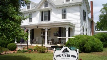 River Inn at Rolph's Wharf exterior view